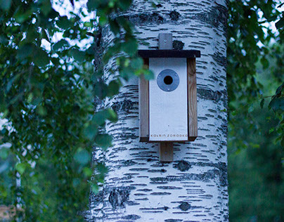 Where The Birds Take Some Rest • Birdhouses