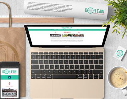 Doh Eain Branding Project