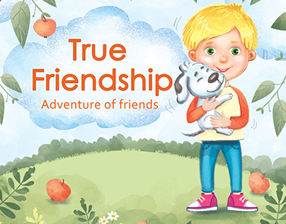 "Children book ""True Friendship"""