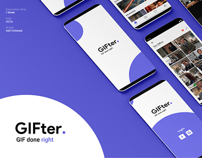 GIFter - GIF done right