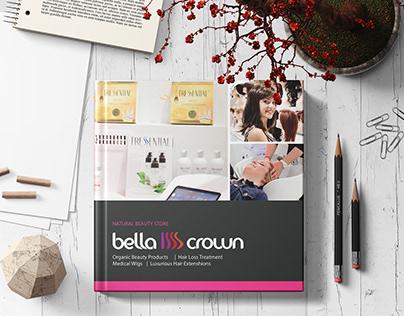 Bella Crown   Square Book Design