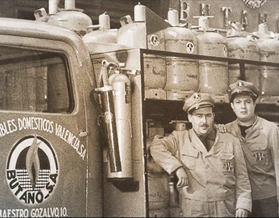 Gas Butano. 60 aniversario - Guion