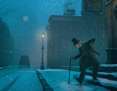 Christmas Eve 1843