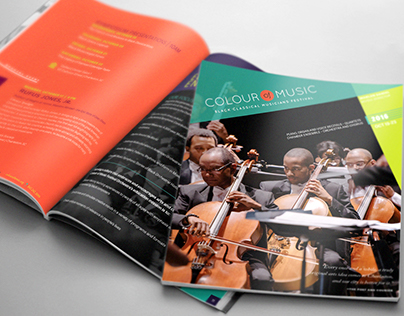 2016 Colour of Music Subscription Brochure