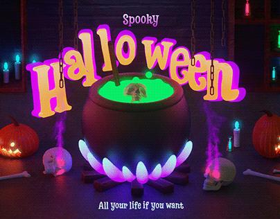 Halloween Exploration