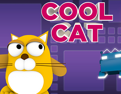 The Cool Cat & Paws Of Furry vs Despicable Robots