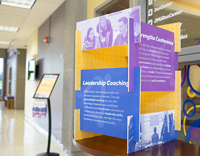 Dux Leadership Center Pylon