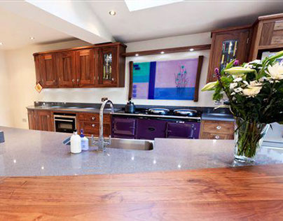 Moir Wade Design Ltd - Kitchen Feature Panel