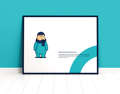 MR BACKEND illustration