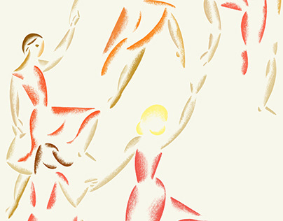 Les Danseuses | series
