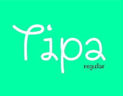 Tipa Regular - FREE FONT