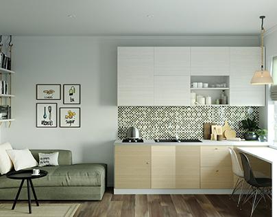 Little room design
