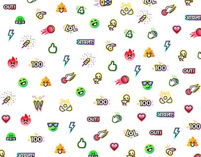 IPL 2018 on Hotstar: An emoji-nal experience