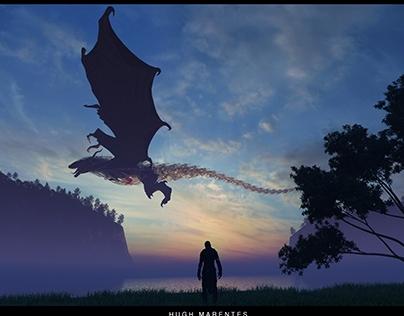 Luz'el The Arcane Dragon