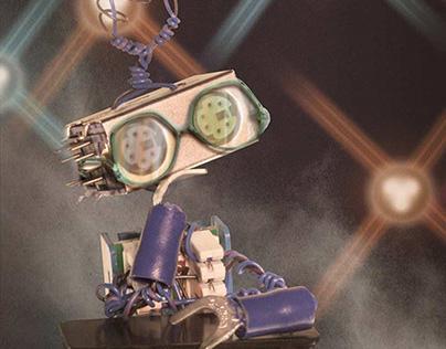 Robots Glamour Shots