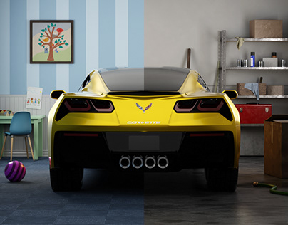 Playroom - Dealership Asset