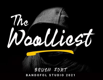 FREE | Woolliest Brush