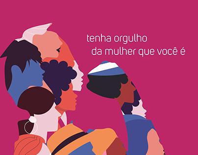 Stories | Dia Internacional da Mulher