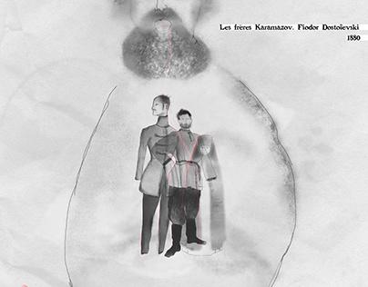 The Brothers Karamazov - Fyodor Dostoievsky