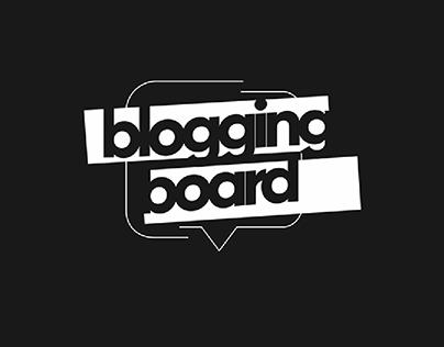 LOGO - blogging board