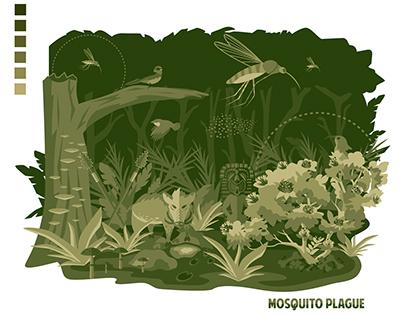 Mosquito Plague
