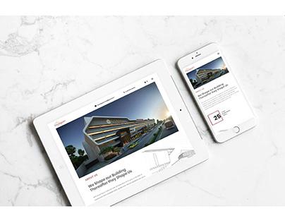 Website UIUX Design & Development