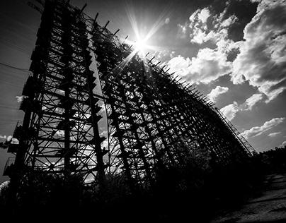 The Duga-3 Radar Station