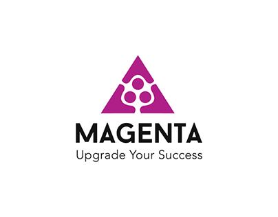 Magenta Logo Design