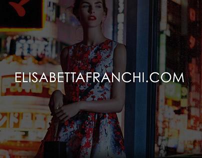 ELISABETTA FRANCHI | eCommerce