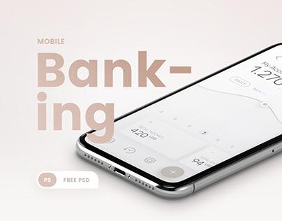 Banking App - Free UI