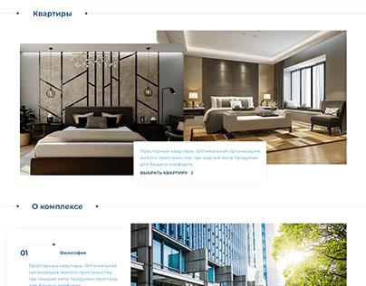 Apartment developer