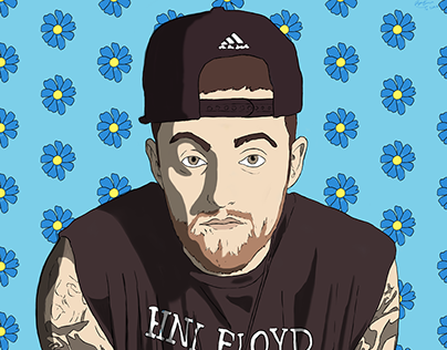 Rapper Illustrations