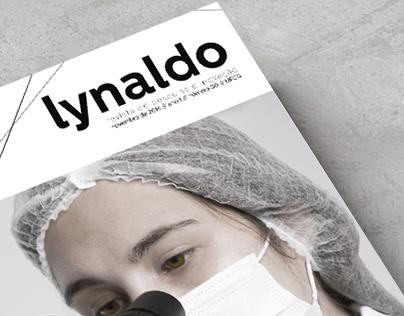 [Publishing] Revista Lynaldo // Lynaldo Magazine