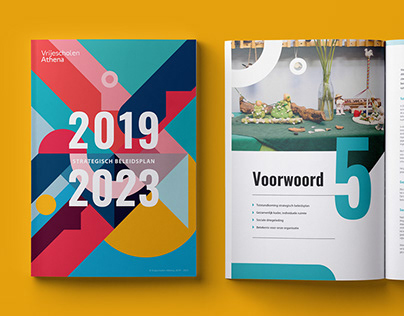 ANNUAL REPORT DESIGN 2019-2023