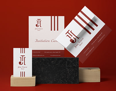 John Travor Hotel - Brand Identity