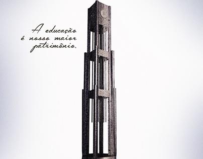 Ari de Sá - Anúncio Aniversário de Fortaleza