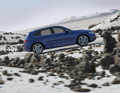 Audi Detroit Layouts