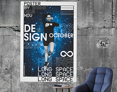 POSTER: LONG SPACE