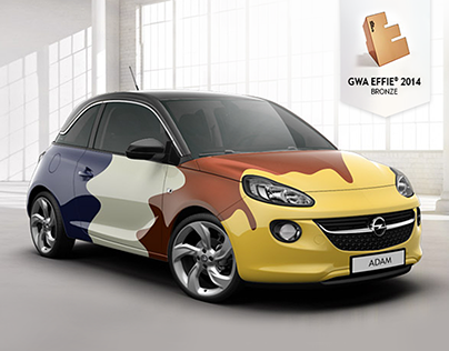 Opel ADAM - Visualizer/Configurator