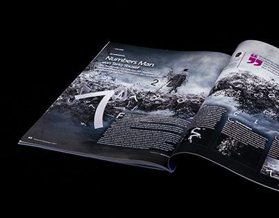 Feature Advanced Photoshop magazine
