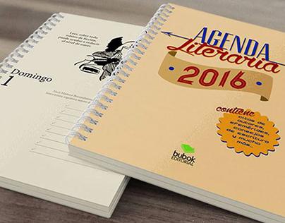 Agenda Literaria 2016