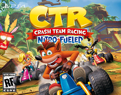 Crash Team Racing Experience