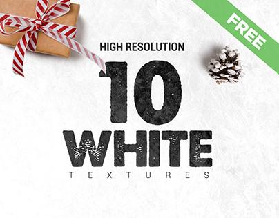 FREE WHITE TEXTURES X10
