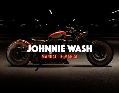 Johnnie Wash - Identidade Visual