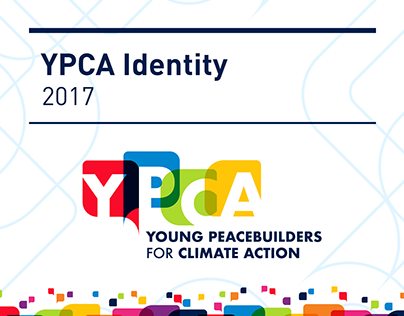 Young Peace-builders for Climate Action Identity