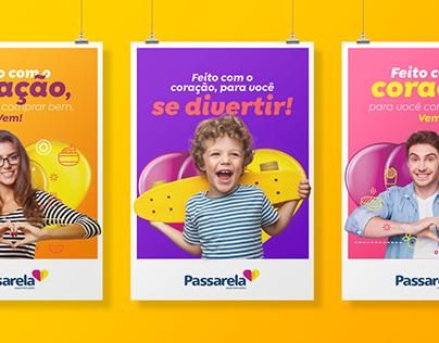 Lançamento | Passarela Supermercados
