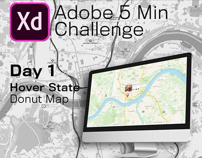 Adobe 5 Minute Challenge-#1 hover status