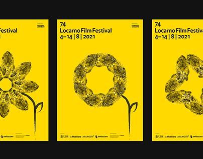 Locarno Film Festival 2021 official poster proposals