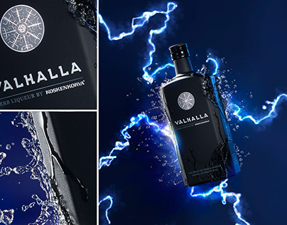Valhalla   DTP   Product Photography