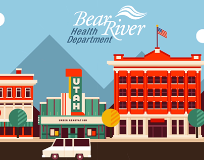 Bear River Health Department Informative Animation